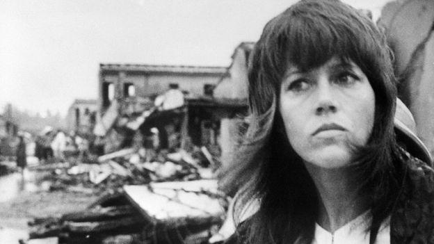 Jane Fonda en Hanói