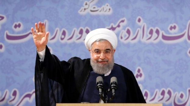 rouhani elezioni iran