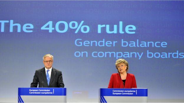 Reunião da Comissão Europeia