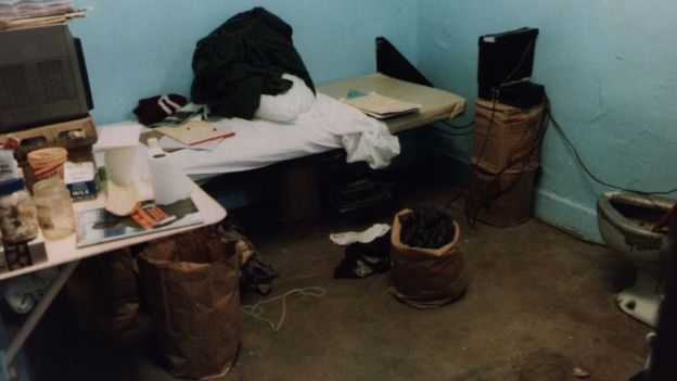Nick Yarris's cell
