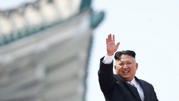 Jim Jong-un