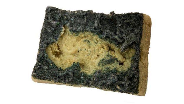 Esponja usada