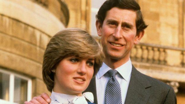 Diana ve Prens Charles