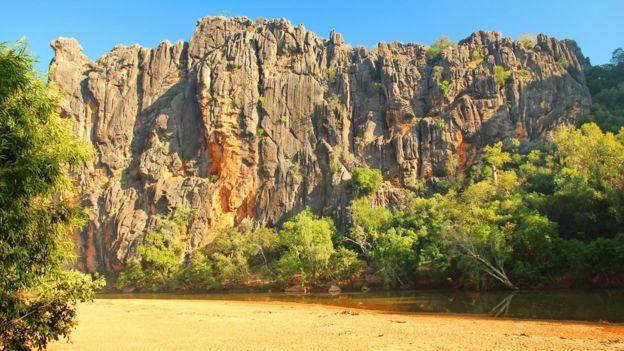 Windjana Gorge