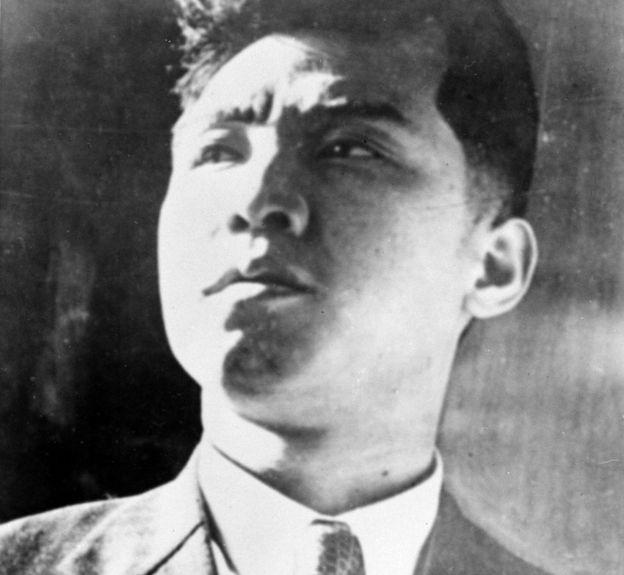 Kim Il-sung en 1950