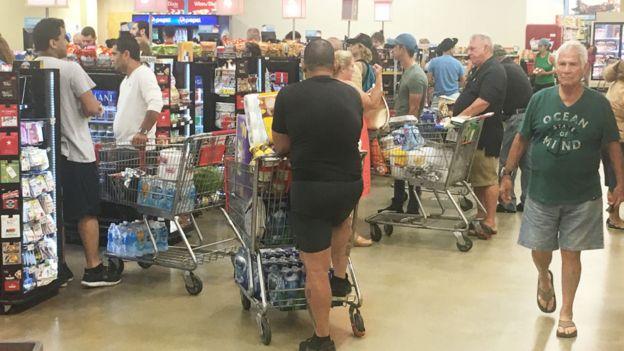 Supermercado en Miami
