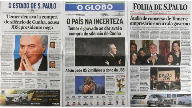 Brasil, Temer