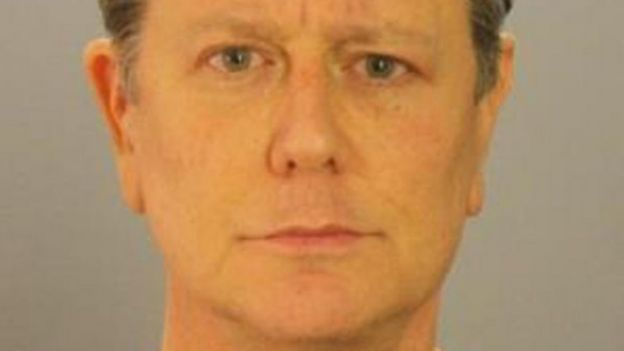 Undated photo provided by Dallas County Sheriff's Department shows actor Judge Reinhold