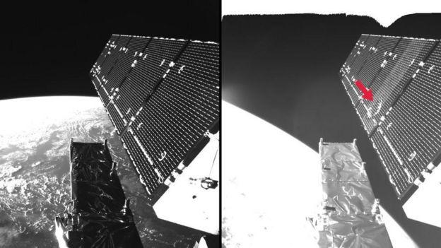 مشروع إطلاق أقمار صناعية ضخمة يتطلب