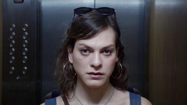 "Daniela Vega protagoniza la película chilena ""Una mujer fantástica"" (Foto: IMDB)."