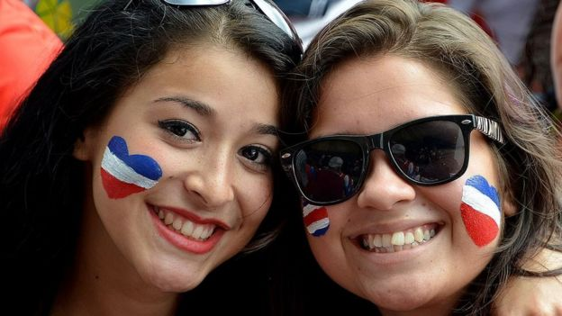 Mujeres costarricenses