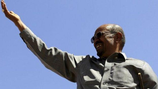 Al Bashir, madaxweynaha Jabuuti