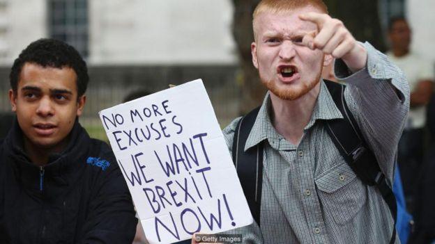 Những sự kiện trọng đại mới đây như Brexit đã khơi dậy việc xem xét lại tương lai của dân chủ và vị trí của nó trên thế giới.