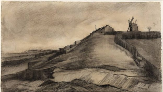 van Gogh resimleri
