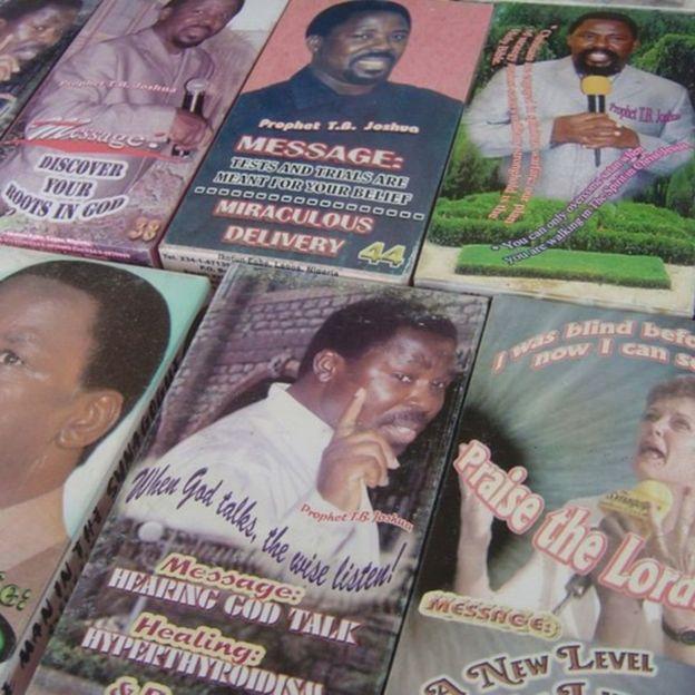 TB Joshiua ni mmoja wa wahubiri matajiri zaidi nchini Nigeria