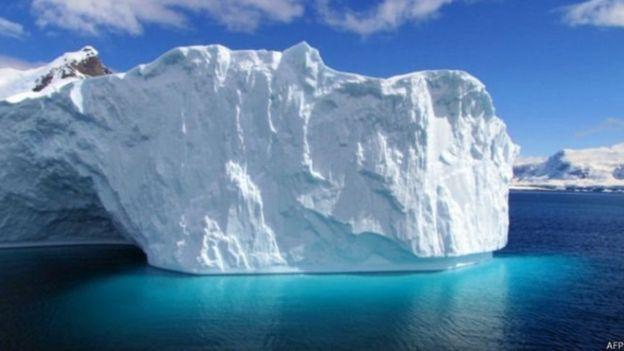 在最近幾十年當中,南極十多個主要的冰架已經陸續消失,南極顯著退縮