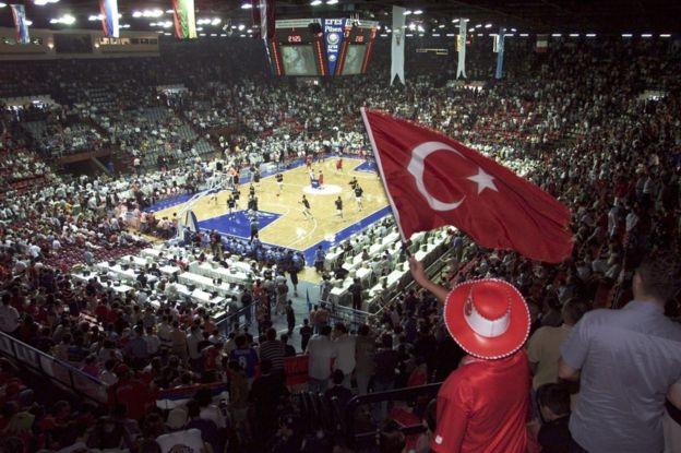 Türkiye'de düzenlenen 2001 şampiyonası