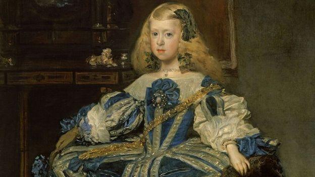 La infanta Margarita de Austria. (Wikicommons)