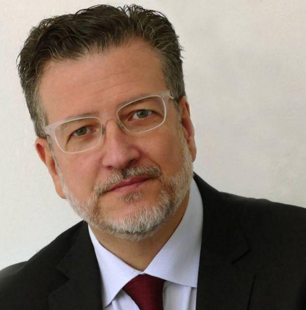O cientista político Carlos Melo