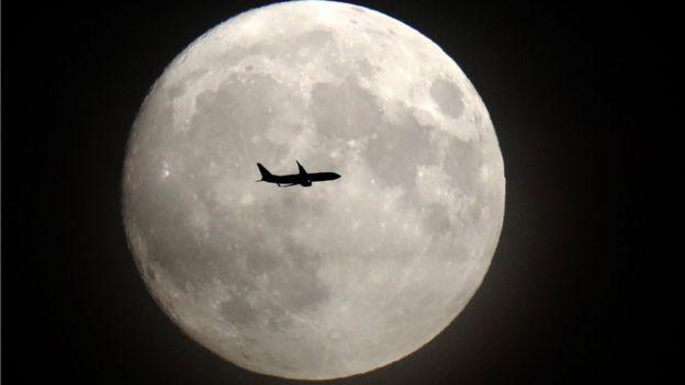 Qu es la luna llena rosa y de d nde vienen los nombres for Cuando es luna nueva