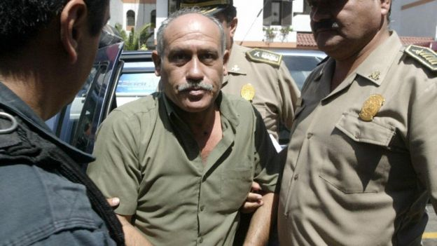 Jesús Sosa Saavedra, arrestado en 2008