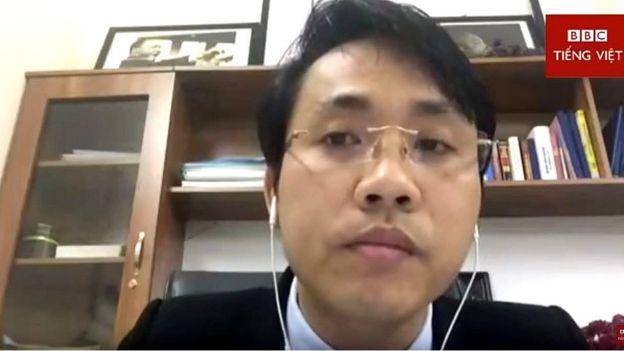 Luật sư Ngô Anh Tuấn
