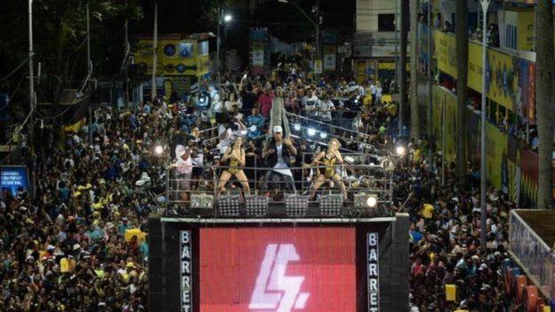 Carnaval na Bahia