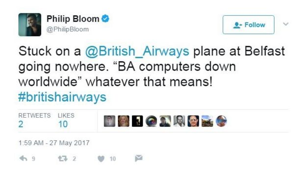 Philip Bloom tweet
