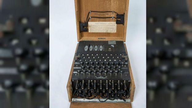 U-Boat Enigma M4