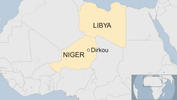44 migrants, including babies, die in Niger desert