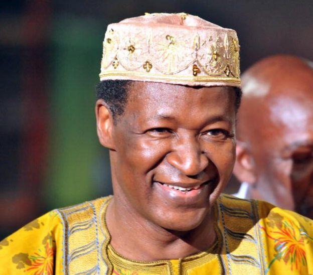 Blaise Compaoré a dirigé le Burkina pendant 27 ans