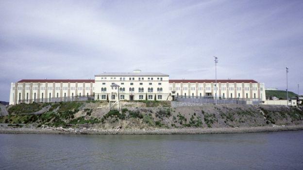 Cárcel de San Quintín, en California