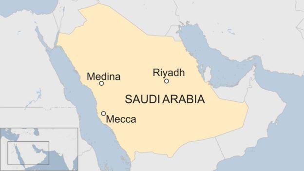 Saudis foil suicide attack on Meccas Grand Mosque BBC News