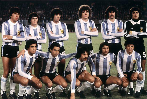 Argentina en 1978