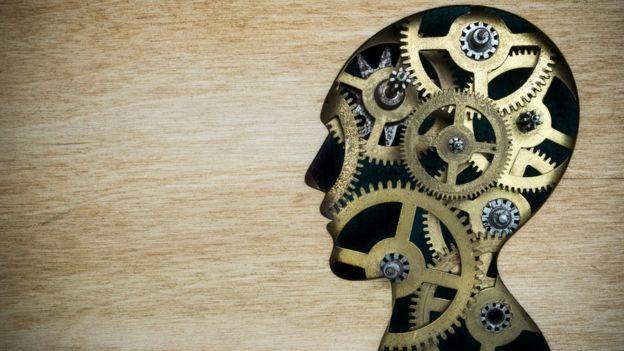 Ilustración de la complejidad del funcionamiento del cerebro