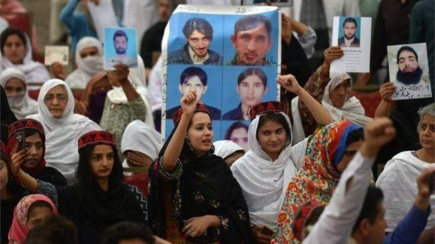 معترضان پشتون