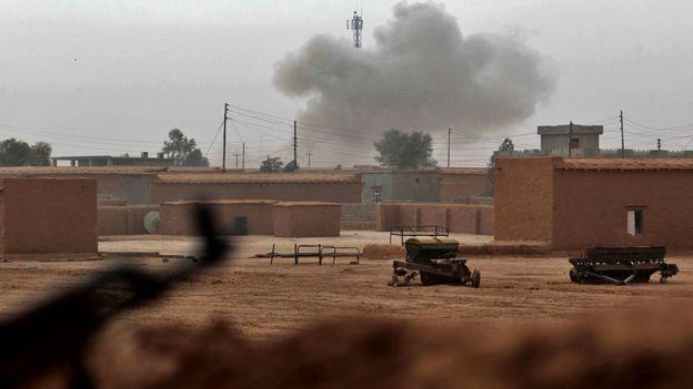尽管摩苏尔被伊拉克政府军夺回,但是