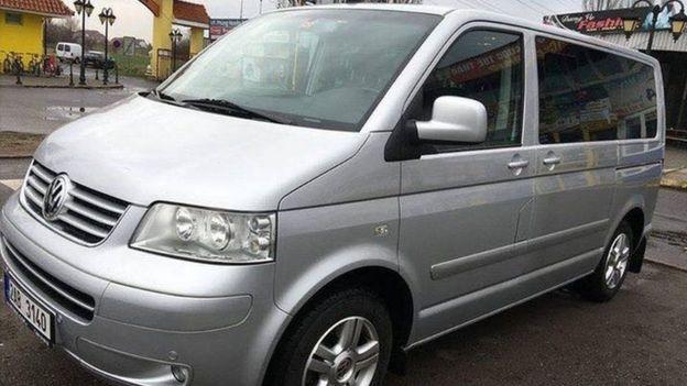 Multivan VW