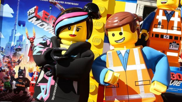 """Lego Movie"" premier in 2014"