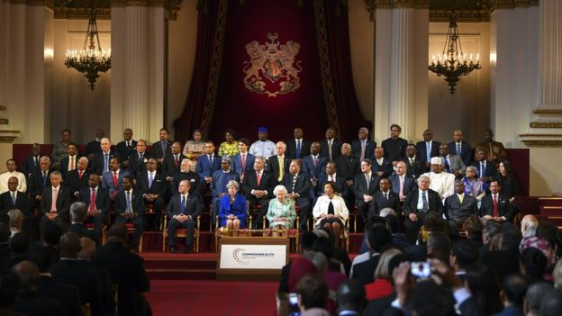Commonwealth leaders