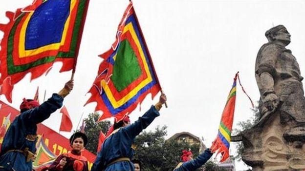 Lễ hội kỷ niệm Vua Quang Trung đánh thắng quân Thanh 1879 tại Hà Nội