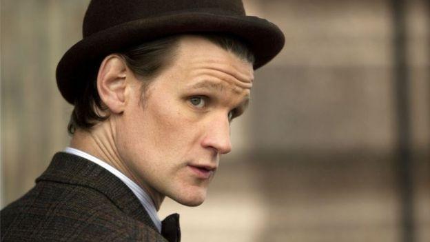 Matt Smith como Dr Who