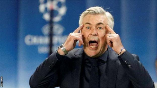 Meneja wa Italia Carlo Ancelotti