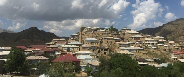 Vilarejo de Kuma