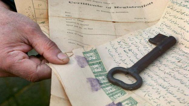 llave y propiedades