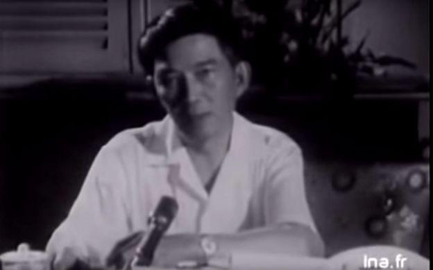 Cố vấn Ngô Đình Nhu, người bị sát hại cùng anh ông, Tổng thống Đệ nhất Cộng hòa năm 1963