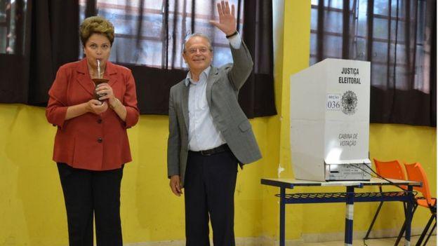 Tarso e Dilma
