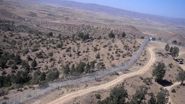 Frontera entre Pakistán y Afganistán