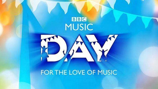 BBC Music Day logo
