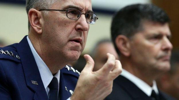 ژنرال آمریکایی: مقابل دستور هستهای 'غیرقانونی' ترامپ مقاومت خواهم کرد